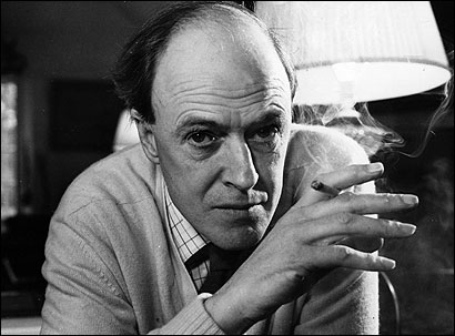 Roald Dahl the writer