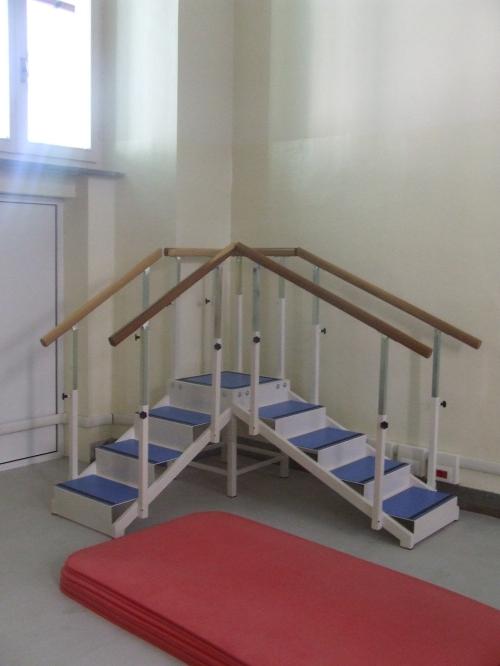Rehabilitation stairway